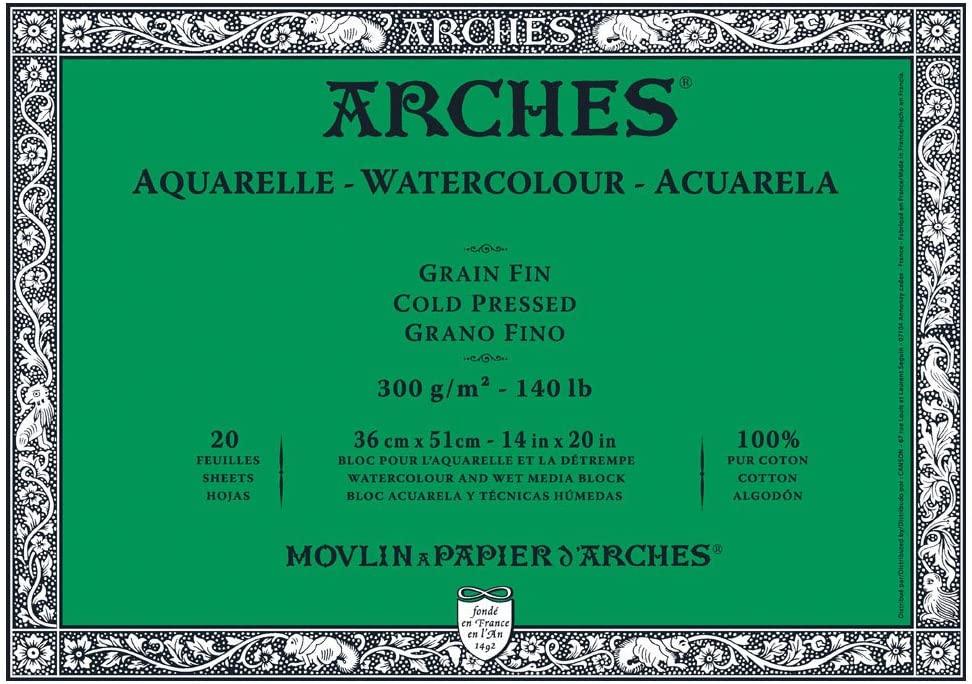 Arches grano fino 300g