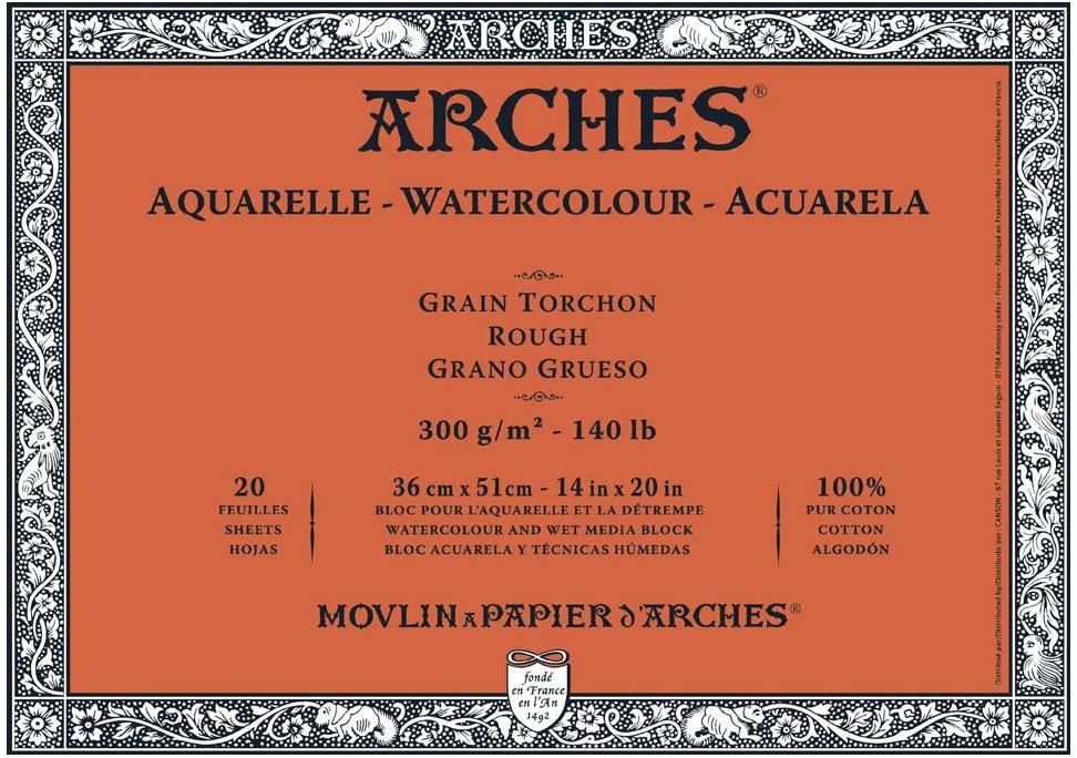 Arches grano grueso 300g