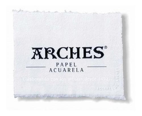 papel para acuarelas Arches