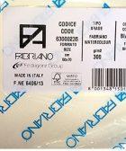 Fabriano 300gsm Papel Acuarela - 25 hojas de 70 cm x 50 cm 300gsm Papel para pintar en acuarela