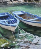 como pintar marinas con acuarelas